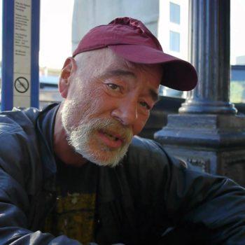homeless man canada