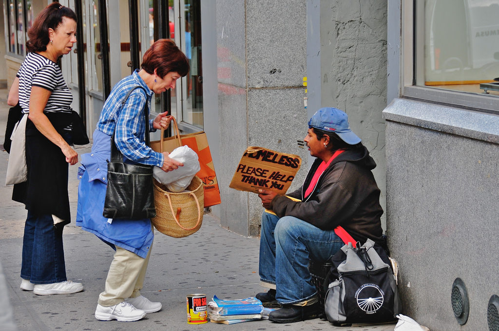 Image result for How to help homeless people