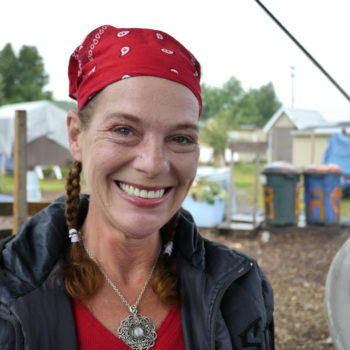Seattle Homeless Woman Lives in a Tent After Her Mother Died