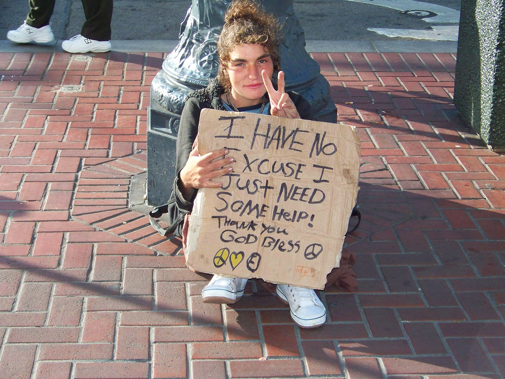 what would jesus do to help homeless youth?