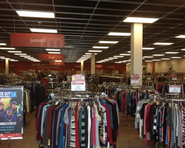 Thrifty Shopper Store in Central New York
