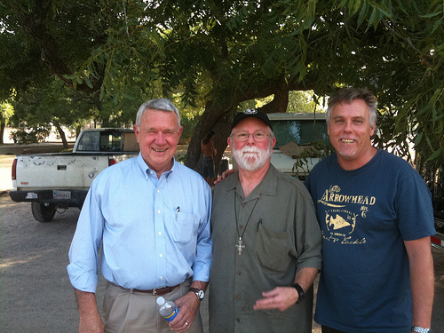 2009: Lee Leffingwell, Alan Graham and Mark Horvath