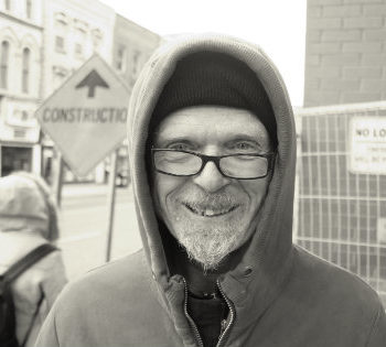 homeless man in london canada