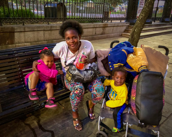 help homeless families