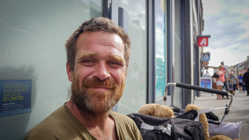 Homeless in the United Kingdom