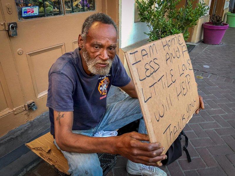 criminalization of homelessness