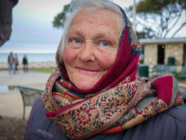 homeless seniors