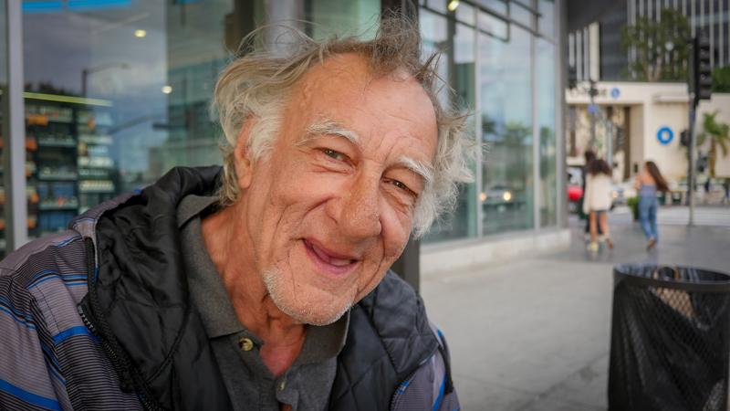 Help Homeless Seniors