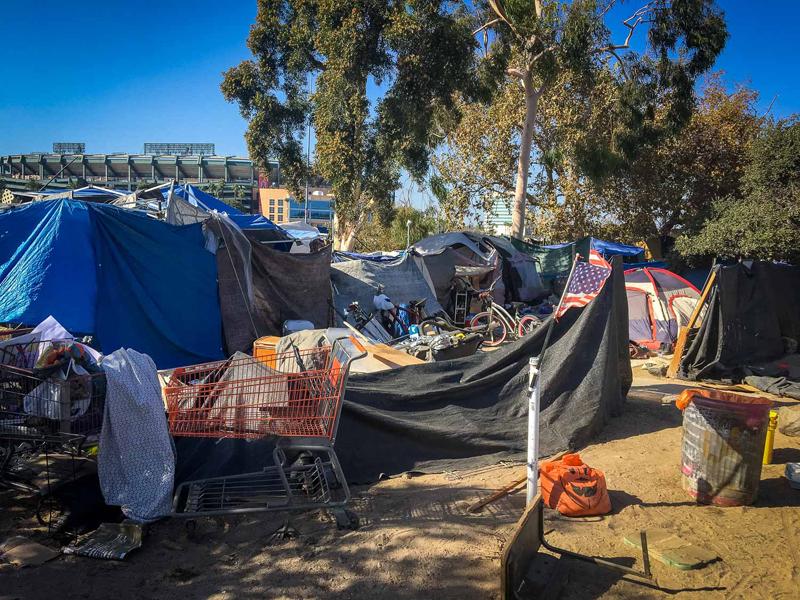 Tent Encampments