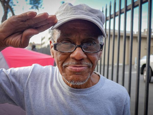 Help Homeless Veterans