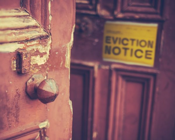 No Fault Evictions