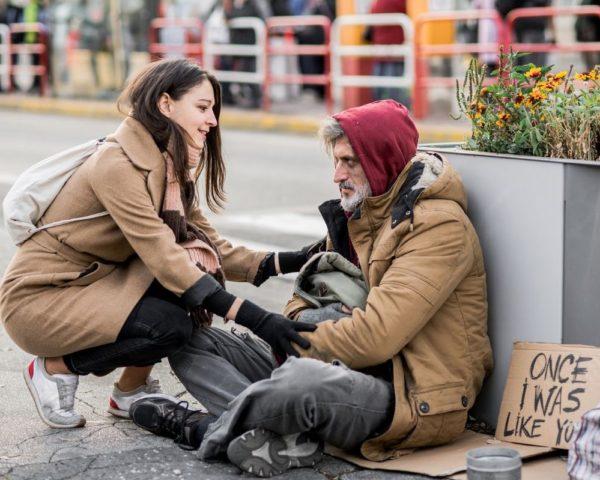 support homeless
