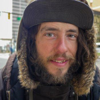 Former Homeless Youth Traveler Now Homeless Man in Detroit