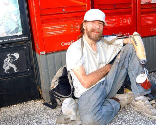 British Columbia Homelessness