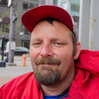 homeless man in columbus