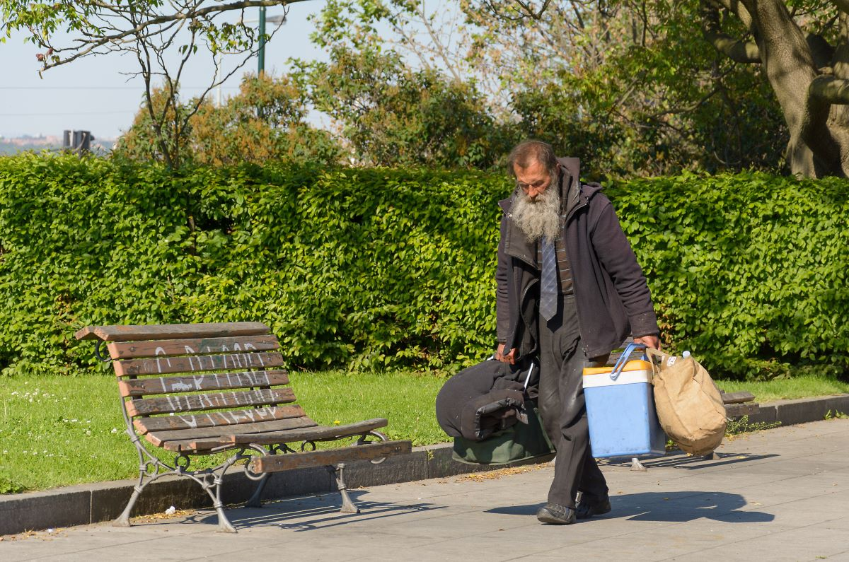 Olympic host cities leave many homeless