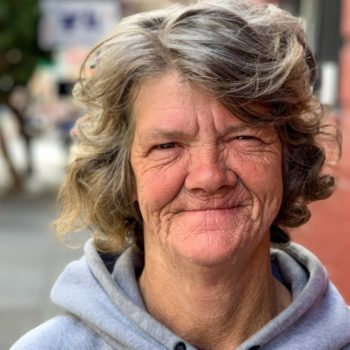 Powerful Story of San Francisco Homeless Woman, Her Dogs, and Neighbors That Care