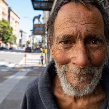 San Francisco Homeless Man Shares About the Affordable Housing Crisis