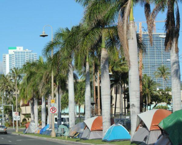 Hawaii's Homeless People