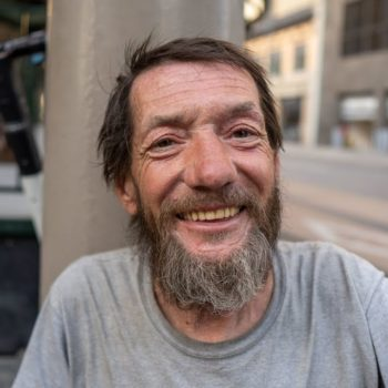 Homeless Veteran Dying of Cancer on the Streets of Denver
