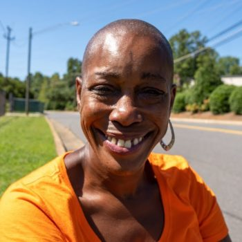 Former Social Worker with a Master's Degree Homeless in Charlotte