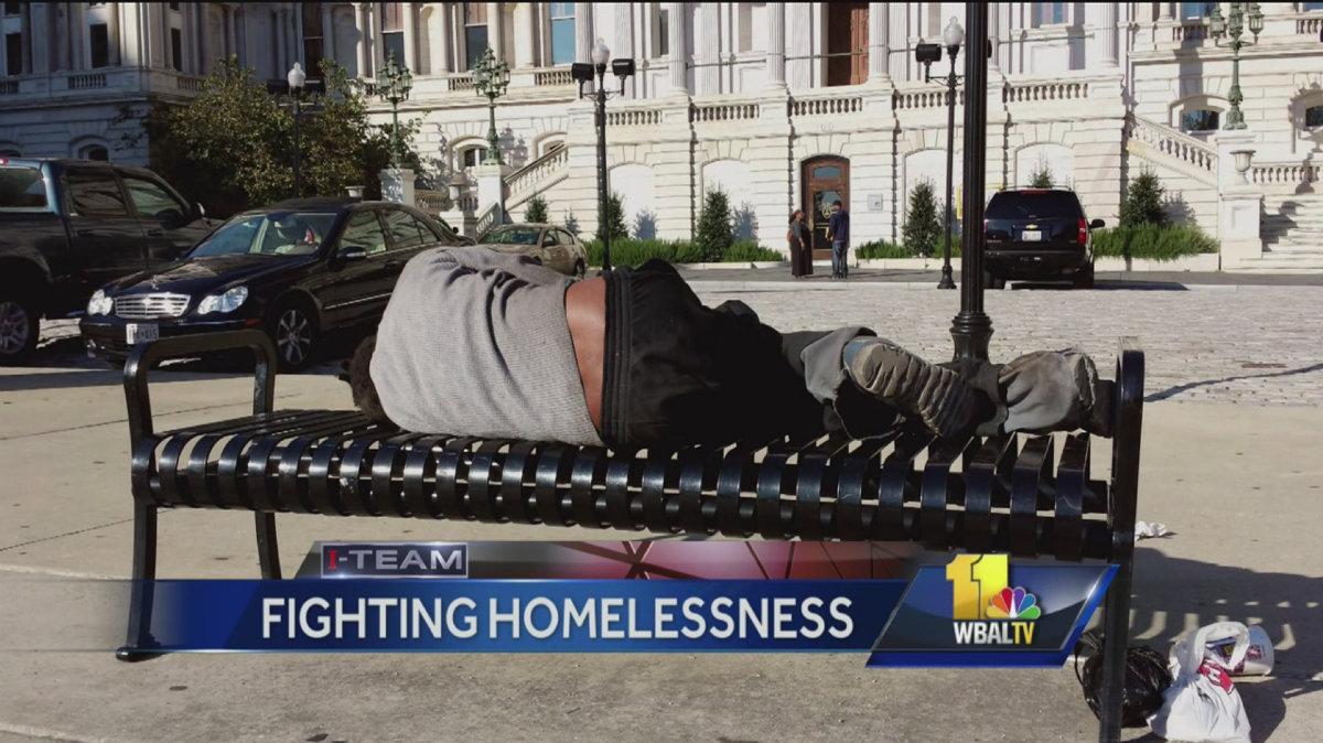 homeless news media