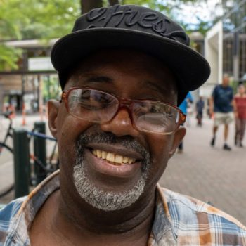 Charlotte Homeless Man Fighting to Stay Sober on the Streets