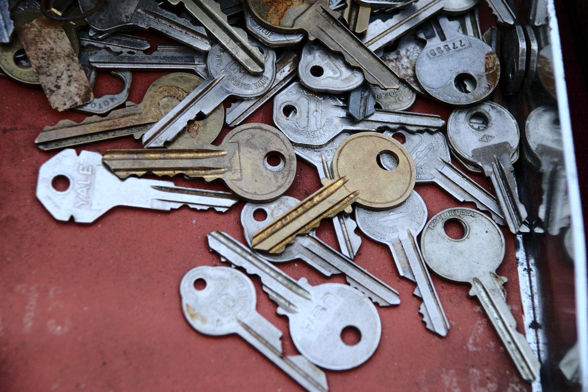 housing keys