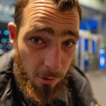 Homeless Man Sleeping Rough in London After Catching Wife Cheating