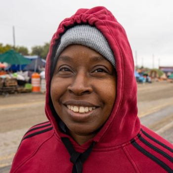 Woman Lives at Gov. Abbott's Homeless Camp for Protection from Police
