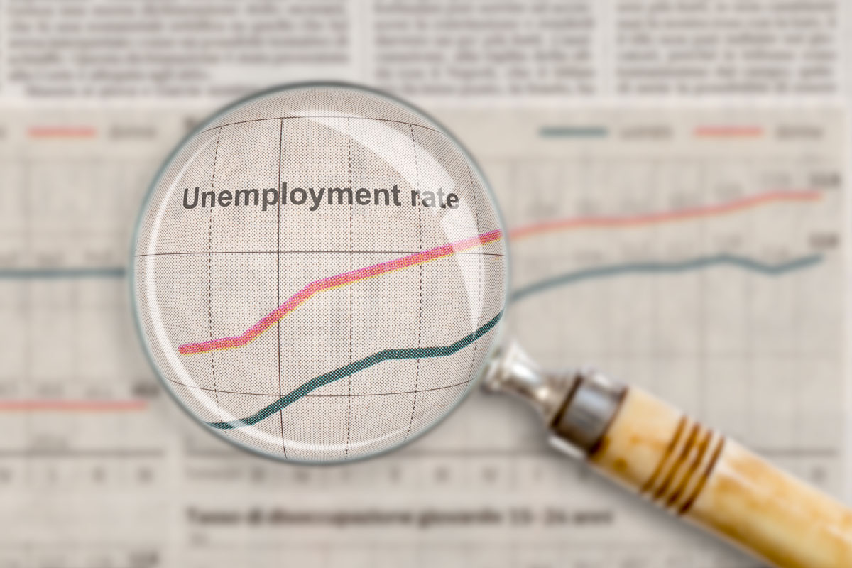 unemployment rates increase
