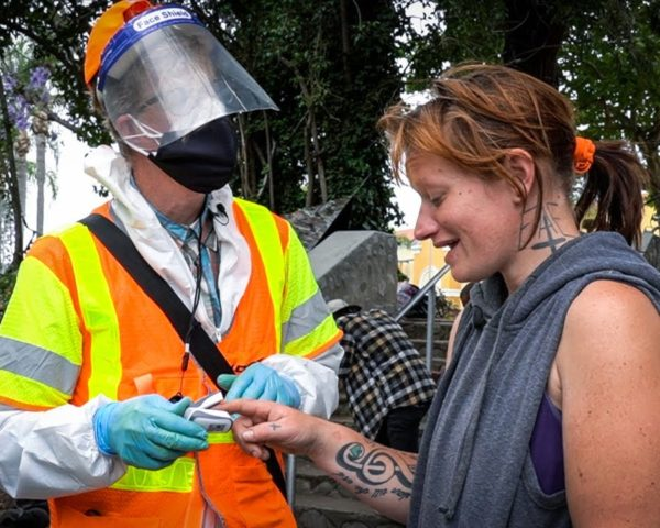 Tending to the Wounds of Homelessness During the Coronavirus Pandemic