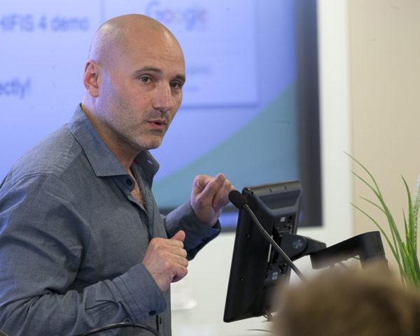 Dr. Nick Falvo