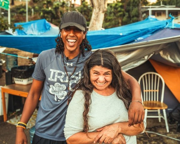 'Where Are We Going to Go': Echo Park Lake's Homeless Community