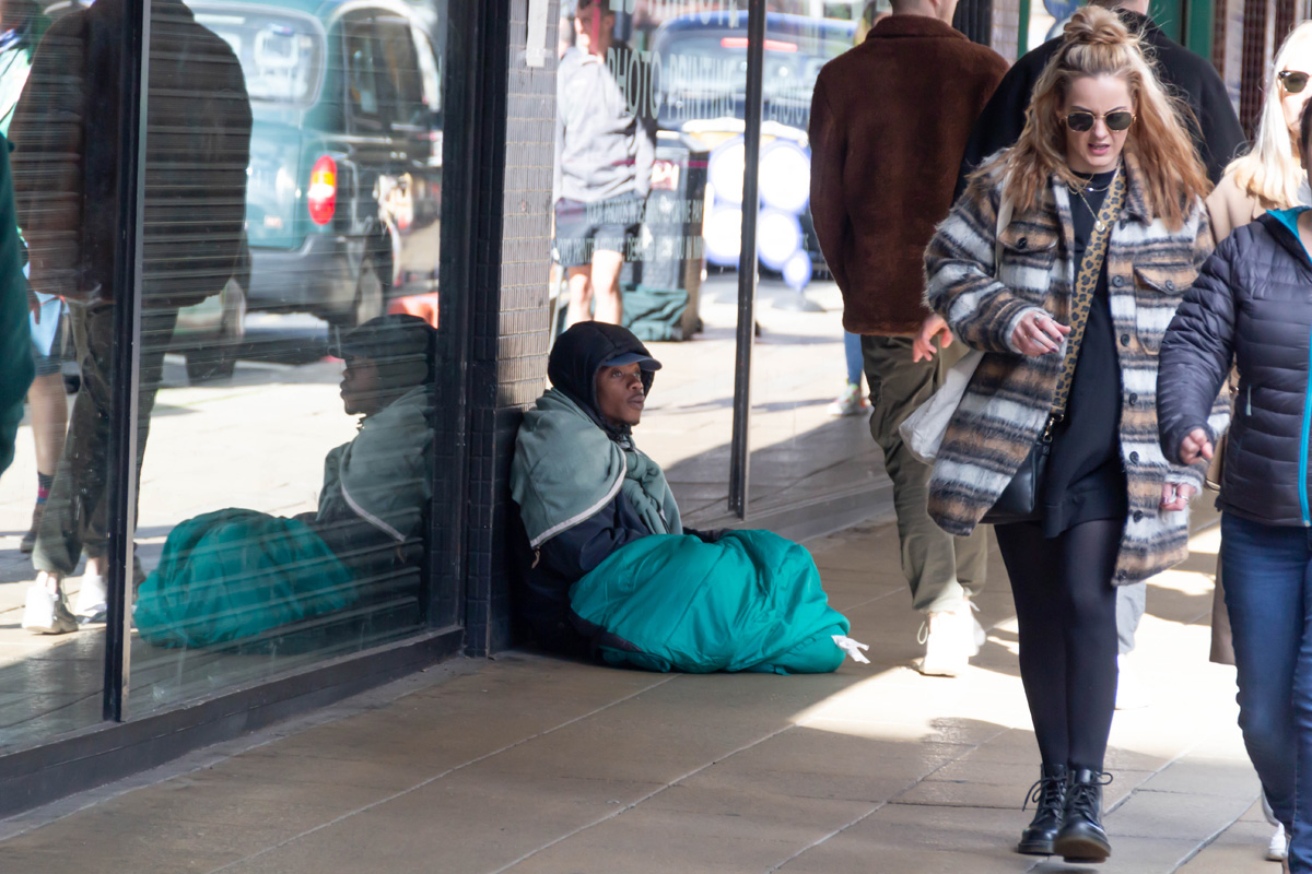 UK Black People More Likely to Experience Homelessness
