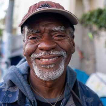 Venice Beach Elderly Homeless Man's Heartbreaking Story