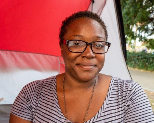 She Tested Positive for Coronavirus in a Homeless Shelter