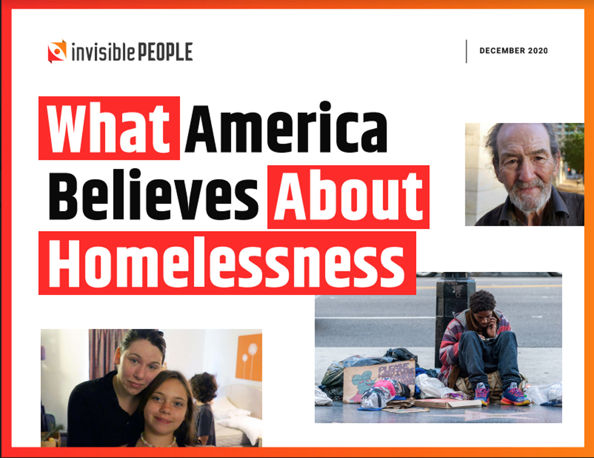 What America Believes About Homelessness