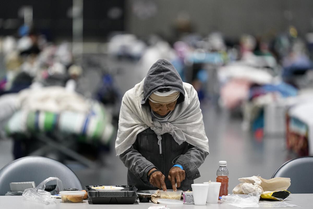 Virus Outbreak Homeless Infections