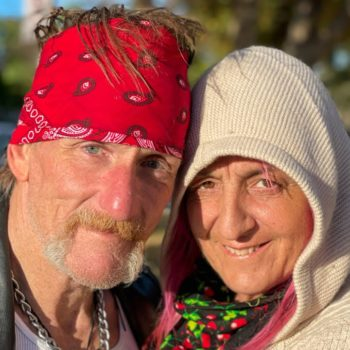Los Angeles Homeless Couple Fighting to Stay Together