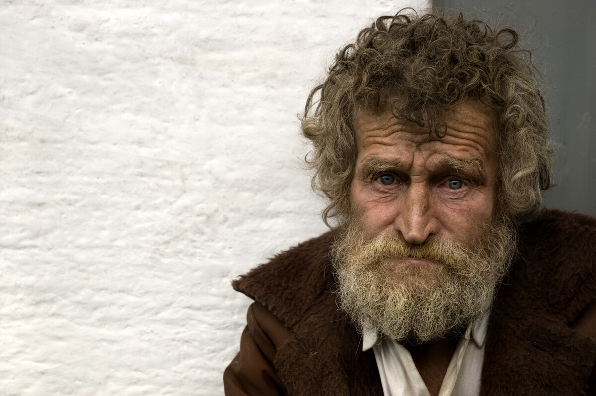 aged homelessness