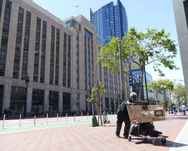 homelessness and big tech