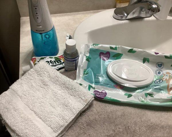 hygiene essentials