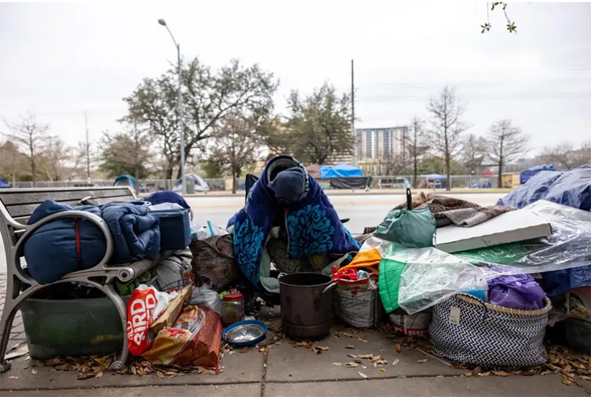 Homeless Encampment Ban