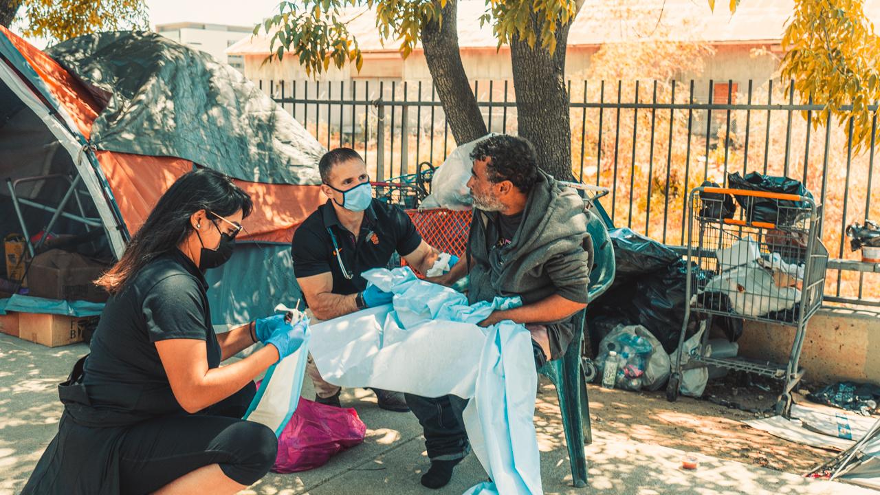 USC Street Medicine on Skid Row
