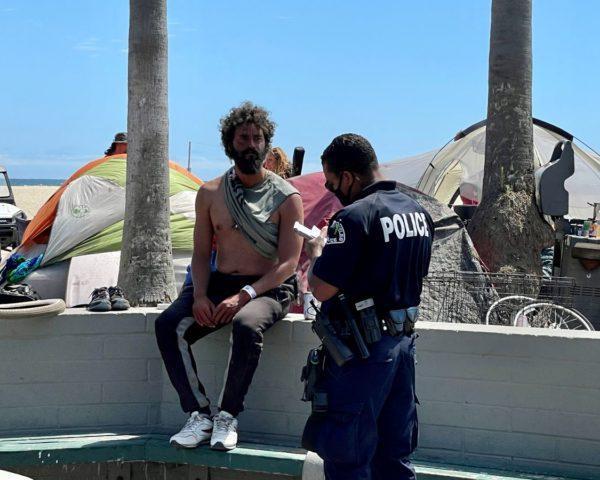Criminalization in Venice