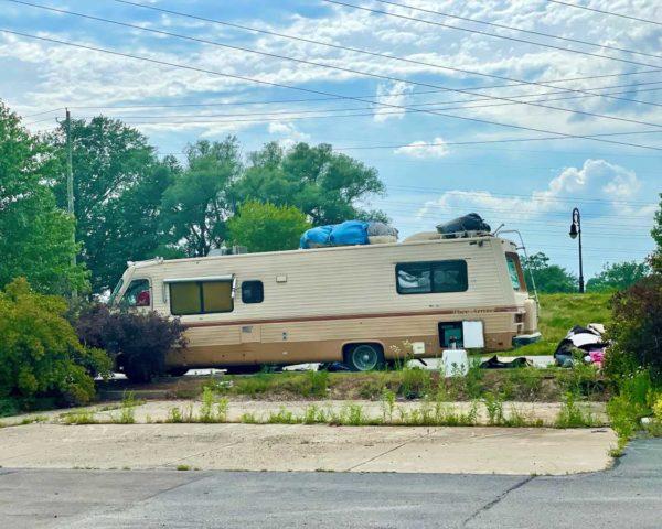 mobile homelessness