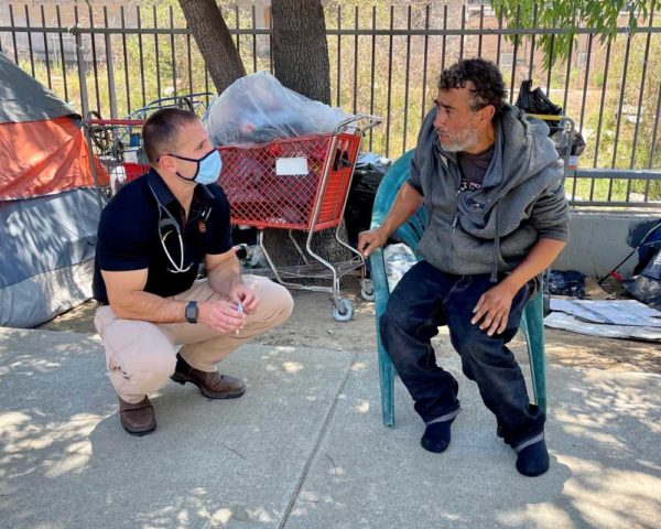 Practicing Street Medicine