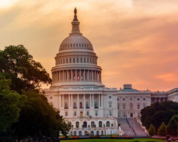Build back better housing bill in congress