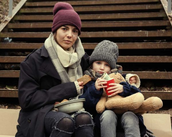 experiencing homelessness